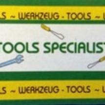 Logo Tools Specialist