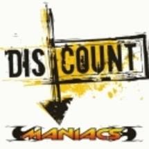 Logo diskonmaniac