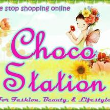 Logo Choco Station