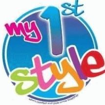Logo My 1st Style - Kids Wear