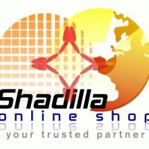 Logo Shadilla Online Shop