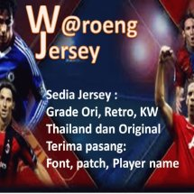 Logo Waroeng Jersey