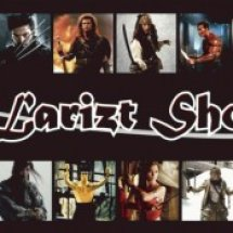 Logo Larizt Shop