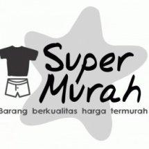 Logo toko super murah
