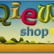 Logo Qiew Shop - Wall Sticker