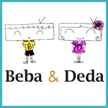 Logo Beba&Deda