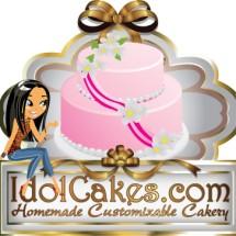 Logo Idol Cakes