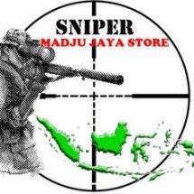 Logo Madju Jaya Store