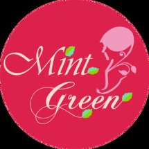Logo Mint Green 97