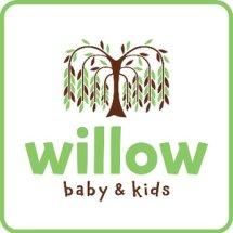 Logo willow baby shop