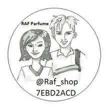 Logo RAF Multiple shop