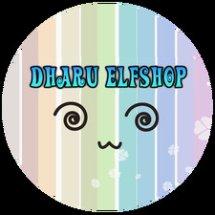 Logo Dharu Elfshop