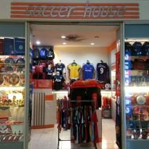 Logo Soccer House