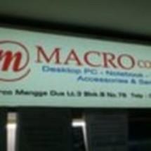 Logo Macro Computer