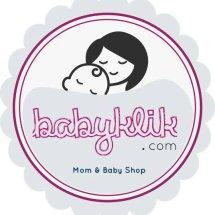 Logo Babyklik - Baby Shop