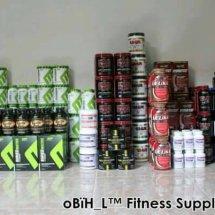 Logo oBiH Fitness Store