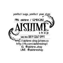 Logo Aishime Shop