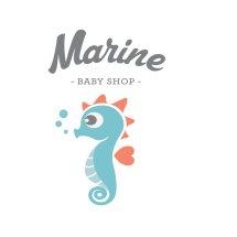 Logo Marine Baby Shop