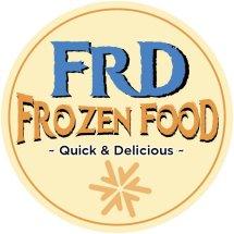 Logo FRD Frozen Food