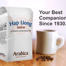 Logo Hap Liong Brew