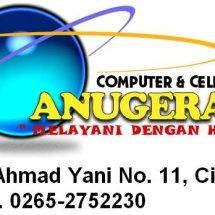 Logo Anugerah Computer Ciamis