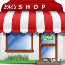 Logo PM's Shop