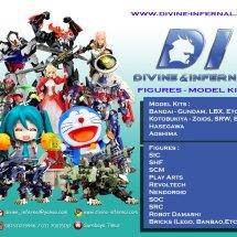 Logo Divine & Infernal MK II