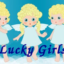 Logo Lucky Girls Store