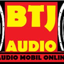Logo BTJ AUDIO