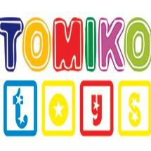 Logo tomiko toys