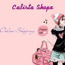 Logo Calista Shope