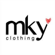 Logo MKY CLOTHING