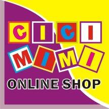 Logo CICIMIMI ONLINE SHOP