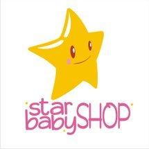 Logo Star Baby Shop