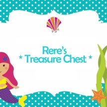 Logo Rere's Treasure Chest