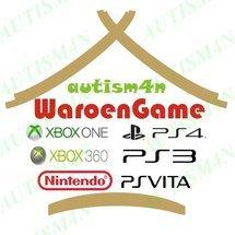 Logo Waroengame