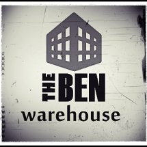 Logo The Ben Warehouse