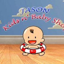 Logo Jason Kids n' Baby Shop