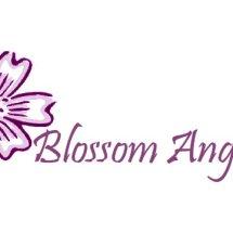 Logo Blossom Angel