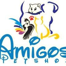 Logo Amigos Petshop