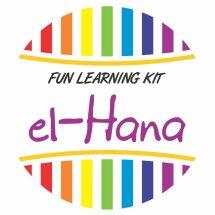 Logo Mainan Edukatif eL-Hana