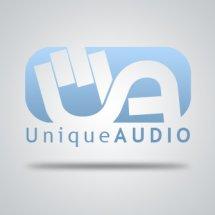 Logo unique audio