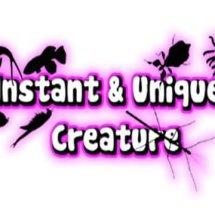 Logo Instant&Unique Creature