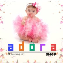 Logo AdoraShop