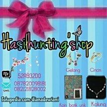 Logo Hasilhunting Shop
