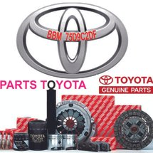 Logo Parts Toyota