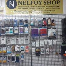 Logo Nelfoy Shop