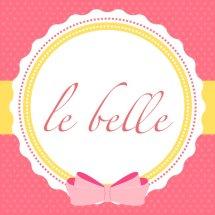 Logo le-belle