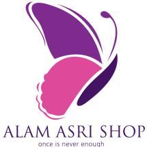 Logo ALAM ASRI SHOP