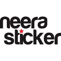 Logo Neera Sticker